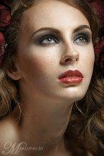 / модель Оля Родянко MUAH Елена Илюхина фотограф Юрий Илюхин студия FOTOATELIE.BY