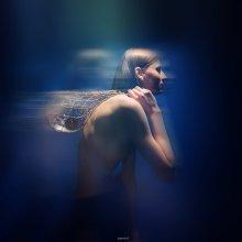 /рыбный день / модель - Марина  приятного просмотра :)  смешанный свет, экспериментирую, светлая версия