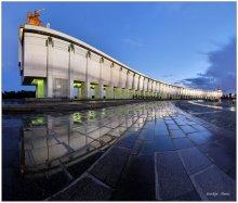 музей Великой Отечественной войны (после грозы) II / после грозы