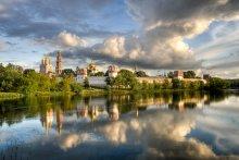 Новодевичий монастырь / ---------