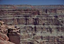 думы, мои думы... / Скайвалк, Гранд Каньйон, Аризона