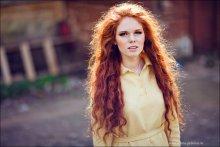 портрет Алины / визаж Тина Климова