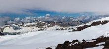 Кавказские горы / ............