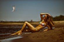 / photo: Boris Bushmin model: Anna Buyanova