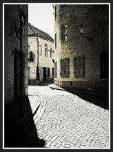 Улочки моего города / Вильнюс. Ул. Стиклю в старой части города.