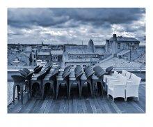 terrace / Galleria Riga, июль 2012г.