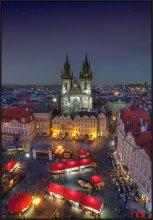 Staroměstské náměstí / Прага, Староместская площадь