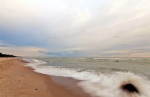 *=*=* / Нежные вечерние краски у моря...