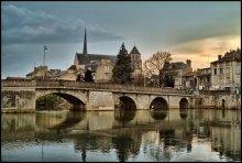 Poitiers / Церковь св. Родигонды