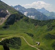 / Альпы Германия 2012