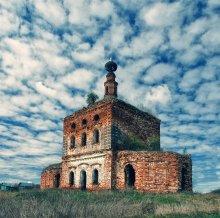 Гнездилово / Церковь Николая Чудотворца 1824