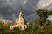 Муромцево / Церковь мученицы царицы Александры Римской
