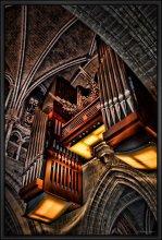 Готика / Lausanne-Cathédrale Notre Dame
