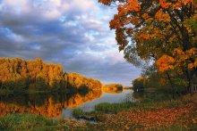 Мухавец осенний / наша местная река =)
