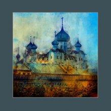 купола / о.  Соловки слушая: Oystein Sevag - Evening http://www.youtube.com/watch?v=pINh_E-Qkyk