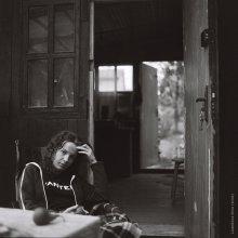 Ю и двери в её жизни... / Осень... Дача.... 2012 чай, груши и разговоры о чем-то важном....