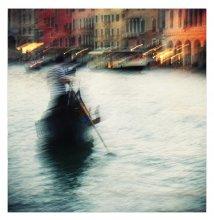 Венеция II / Шевеленка как метод в художественной фотографии