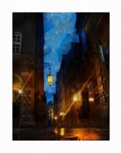 Gdansk. night / слушая: Diary Of Dreams-AmoK http://www.youtube.com/watch?v=fbT4EbAQk1g