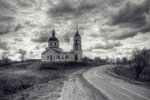 Кутуково / Церковь Николая Чудотворца Владимирская область / Суздальский район