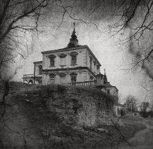 Пидгорецкий замок / западная Украина.село Пидгирцы 1635 г.постройки приблизительно