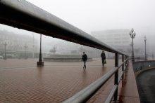 Туманная перспектива / Город в тумане