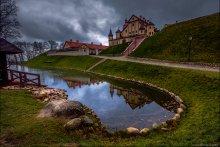 Замок Радзивиллов. / Замок Радзивиллов. Несвиж.