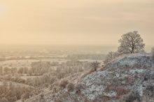 «Декабрьское утро» / Утром, где то рядом с Трубчевском.
