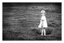 Взгляд из детства ... / Модель: Нана