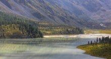 Аккемское озеро. / ...