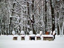 Место для посиделок / Парк в Минске