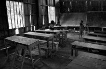Школьная перемена / Лаос