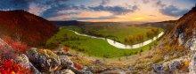 Осень в тихом, уютном уголке Молдовы / http://bolucevschi.com