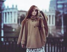DAO / photo: Boris Bushmin model: Daria Lebedeva (DAO)