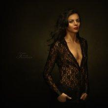 / model Svetlana Lipen