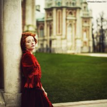 Red / Elizabeth I , queen of England на фотографии актриса Ольга Макеева olgamakeeva.com photo: Natalia Ciobanu www.soul-portrait.com style: We Do