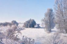 Молочная река / р.Свислочь.  p.s. Таки удалось запечатлеть настоящую зиму...Всем приятного просмотра!