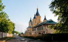 Собор Александра Невского / фото нижнего новгорода