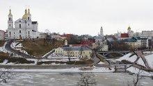 "Vitebsk / Вид от гостиницы ""Двина"""