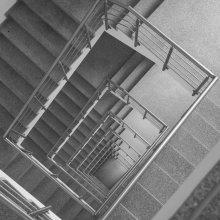 Вниз по лестнице / *--*--*