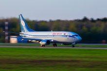Boeing-737 Belavia / Споттинг Минск-2