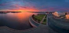 незабываемый Рассвет / остальные 59 фото серии про весенний Петербург: http://egra.livejournal.com/4639.html