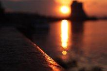 черное солнце / закат