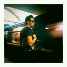 metroman / ________