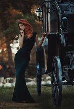 vintage / model - Mary