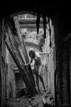 Призраки старого дворца... / Съемка в Ропше