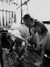 / летний душ#2