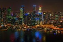 Муравейник... / Сингапур
