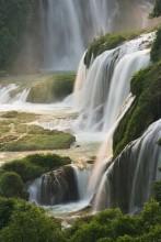 Без названия / водопад