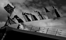 Балтийское небо / флаги расцвечивания
