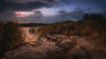 Осень на Берде / Запорожская обл.река Берда Провожу обучение по обработке фотопейзажей в онлайн-режиме (на Вашем рабочем столе).Для деталей: ya.vadlen2010@yandex.ua